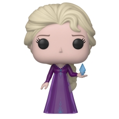 Фигурка Funko POP! Disney: Frozen 2: Elsa with Crystal (Exclusive) 40892
