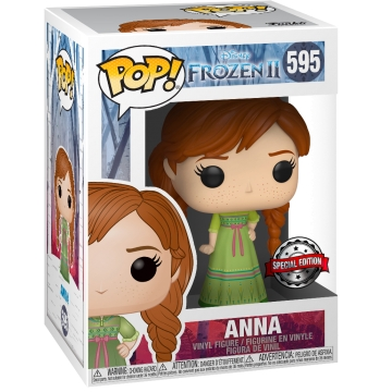Фигурка Funko POP! Disney: Frozen 2: Anna with Nightgown (Exclusive) 40893