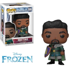 Фигурка Funko POP! Disney: Frozen 2: Mattias 40894