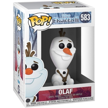 Фигурка Funko POP! Disney: Frozen 2: Olaf 40895