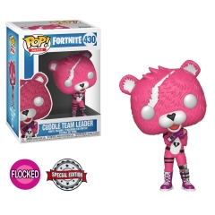 Фигурка Funko POP! Fortnite: Cuddle Team Leader (Flocked) (Exclusive) 40948