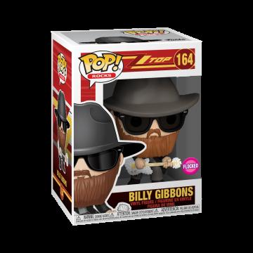 Фигурка Funko POP! Rocks: ZZ Top: Billy Gibbons 41150