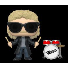 Фигурка Funko POP! Rocks: ZZ Top: Frank Beard 41185