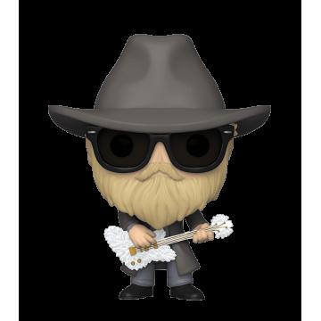 Фигурка Funko POP! Rocks: ZZ Top: Dusty Hill 41186