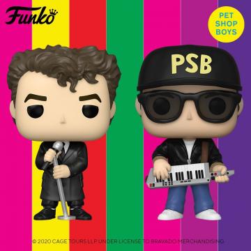 Фигурка Funko POP! Music: Pet Shop Boys: Neil Tennant 41207