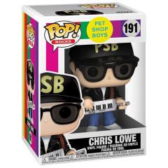 Фигурка Funko POP! Music: Pet Shop Boys: Chris Lowe 41208