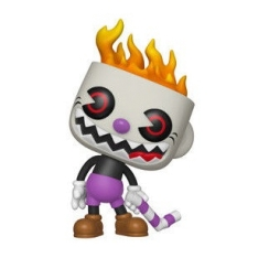 Фигурка Funko POP! Cuphead: Evil Cuphead Exclusive 417