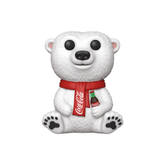 Фигурка Funko POP! Icons: Coca-Cola Polar Bear 41732