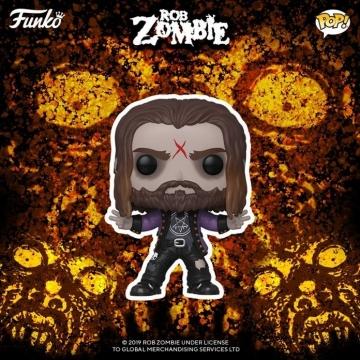 Фигурка Funko POP! Rocks: Rob Zombie: Rob Zombie 41955