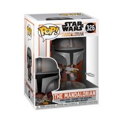 Фигурка Funko POP! Star Wars: The Mandalorian: The Mandalorian 42062