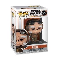 Фигурка Funko POP! Star Wars: The Mandalorian: Kuiil 42063
