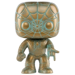 Фигурка Funko POP! Bobble: Marvel 80th: Spider-Man (Exclusive) 42212