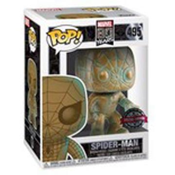 Фигурка Funko POP! Bobble: Marvel 80th: Spider-Man (Exclusive) 42212