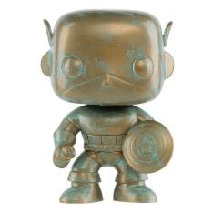 Фигурка Funko POP! Bobble: Marvel 80th: Captain America (Exclusive) 42218