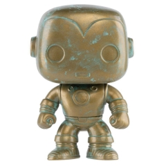 Фигурка Funko POP! Bobble: Marvel 80th: Iron Man (Exclusive) 42223
