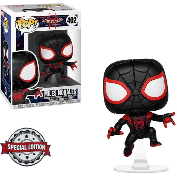 Фигурка Funko POP!  Animated Spider-Man: Miles Morales Exclusive 42323