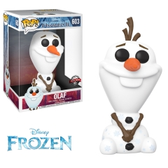 "Фигурка Funko POP! Disney: Frozen 2: Olaf 10"" Inch (Exclusive) 42848"