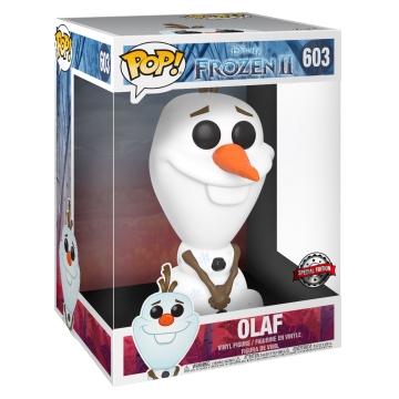 """Фигурка Funko POP! Disney: Frozen 2: Olaf 10"""" Inch (Exclusive) 42848"""