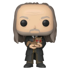 Фигурка Funko POP! Harry Potter: Filch with Mrs Norris Exclusive 42850