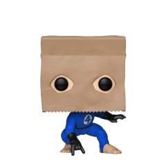 Фигурка Funko POP! Marvel: Spider Man Bombastic Bag-Man Exclusive 42976
