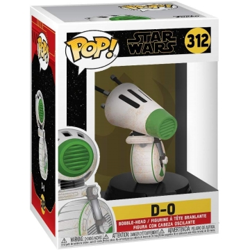 Фигурка Funko POP! Star Wars: D-O 43091