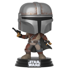 Фигурка Funko POP! Star Wars: The Mandalorian: The Mandalorian Exclusive 43111