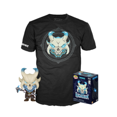 Набор Funko POP and Tee: Fortnite: Ragnarok (L) 43127