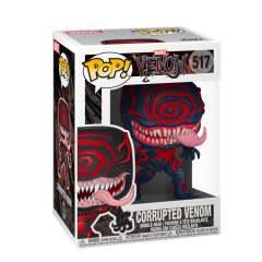 Фигурка Funko POP! Marvel: Corrupted Venom (Exclusive) 43142
