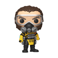 Фигурка Funko POP! Apex Legends: Caustic 43287