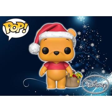 Фигурка Funko POP! Vinyl: Disney: Holiday: Winnie The Pooh: Winnie the Pooh 43328