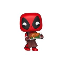 Фигурка Funko POP! Bobble: Marvel: Holiday: Deadpool 43337