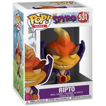 Фигурка Funko POP! Vinyl: Games: Spyro: Ripto 43347
