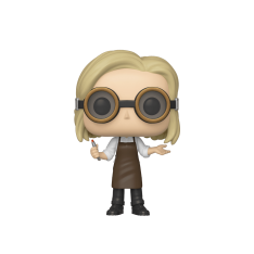 Фигурка Funko POP! Vinyl: Doctor Who: 13th Doctor with Goggles 43349