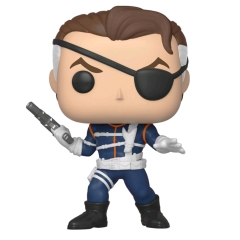 Фигурка Funko POP! Marvel 80 years: Nick Fury Exclusive 43360
