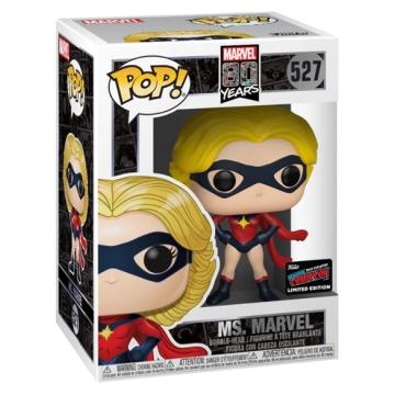 Фигурка Funko POP! Marvel 80 years: Ms. Marvel Exclusive 43361