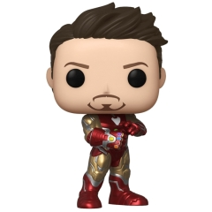 Фигурка Funko POP! Avengers Endgame: Iron Man with Gauntlet Exclusive 43363