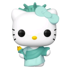 Фигурка Funko POP! Hello Kitty: Lady Liberty Exclusive 43368