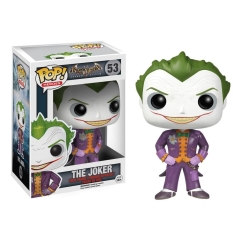 Фигурка Funko POP! Vinyl: Heroes: Arkham Asylum: Joker 4339