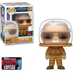 Фигурка Funko POP! Guardians of the Galaxy: Stan Lee Cameo Astronaut Exclusive 43425
