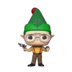 Фигурка Funko POP! The Office: Dwight as Elf 43429