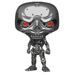 Фигурка Funko POP! Terminator Dark Fate: Rev-9 Endoskeleton 43503