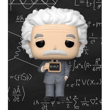 Фигурка Funko POP! Icons: Albert Einstein 43543