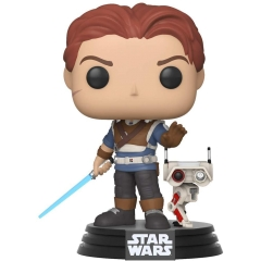 Фигурка Funko POP! Star Wars Jedi: Fallen Order: Cal Kestis and BD-1 43572