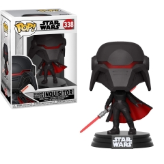 Фигурка Funko POP! Bobble: Star Wars Jedi: Fallen Order: Second Sister Inquisitor 43574