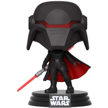 Фигурка Funko POP! Bobble: Star Wars Jedi: Fallen Order: Second Sister Inquisitor 43574