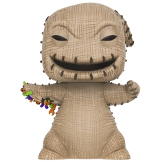 Фигурка Funko POP! The Nightmare: 10 inch Oogie Boogie (Exclusive) 43799