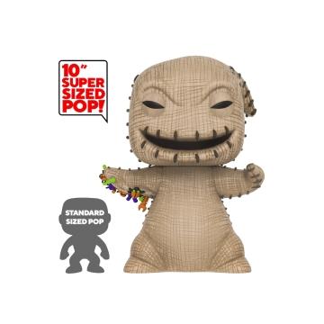 Фигурка Funko POP! The Nightmare: 10 inch Oogie Boogie (Exclusive) 43799