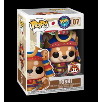 Фигурка Funko POP! Around the World: Toshi 43820