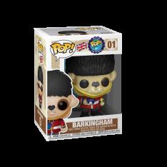 Фигурка Funko POP! Around the World: Barkingham 43960