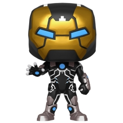 Фигурка Funko POP! Bobble: Marvel 80th: Iron Man Model 39 Glow in the Dark (Exclusive) 43965